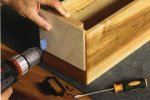 drawer-pull jig