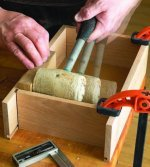 How to redo a misassembled drawer