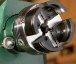 getting a grip on four-jaw lathe chucks